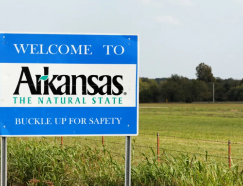Welcome Arkansas!